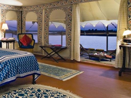 chhatra-sagar-tent-interior