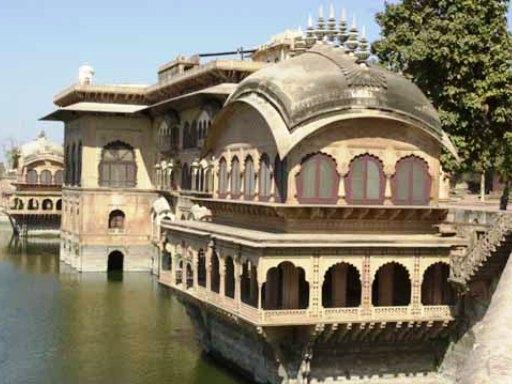 Moghul Garden of Deeg.
