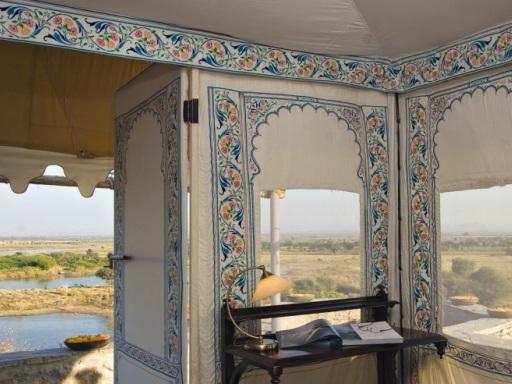 chhatra-sagar-hill-tent-interior