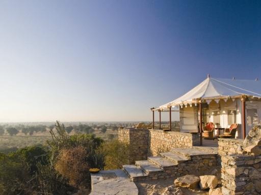 chhatra-sagar-hill-tent